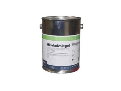 Герметик для торцевых срезов Zobel Hirnholzsiegel бесцветный 2,5л Изображение