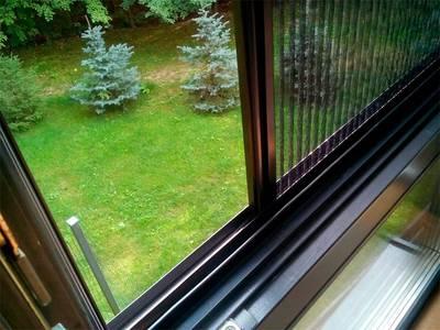 Москитная сетка Плиссе (от 2 до 2.5 м2) белый Изображение 5