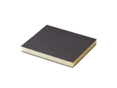 Губка шлифовальная 120x98x13мм P100  Flexifoam Soft Pad Изображение 2