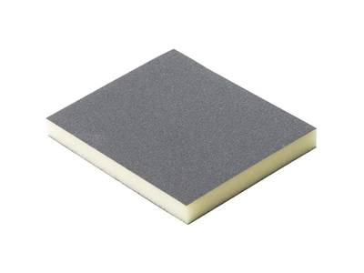 Губка шлифовальная 120x98x13мм P120  Flexifoam Soft Pad Изображение
