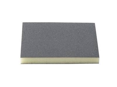 Губка шлифовальная 120x98x13мм P120  Flexifoam Soft Pad Изображение 2