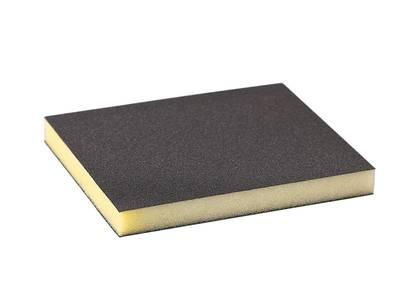 Губка шлифовальная 120x98x13мм P150  Flexifoam Soft Pad Изображение