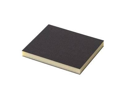 Губка шлифовальная 120x98x13мм P150  Flexifoam Soft Pad Изображение 2