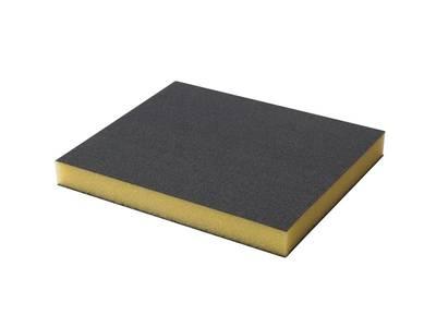 Губка шлифовальная 120x98x13мм P180  Flexifoam Soft Pad Изображение 3
