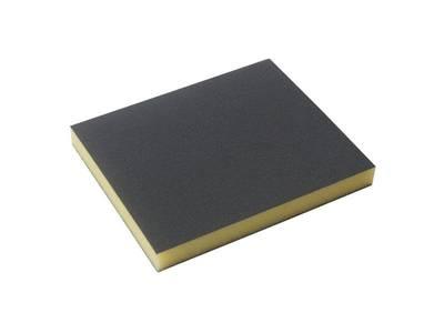 Губка шлифовальная 120x98x13мм P220  Flexifoam Soft Pad Изображение 2