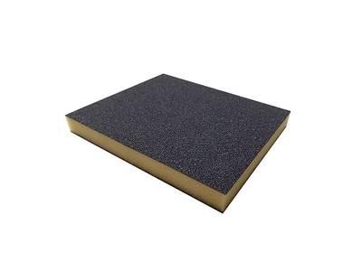 Губка шлифовальная 120x98x13мм P60  Flexifoam Soft Pad Изображение 4
