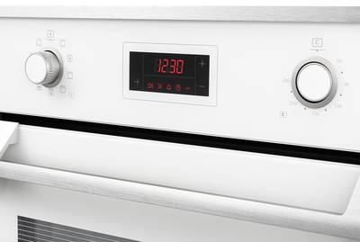 Электрический духовой шкаф Kuppersberg HFZ 690 W, белый Изображение 3