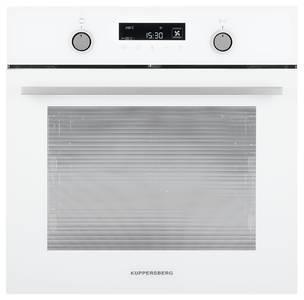 Электрический духовой шкаф Kuppersberg HH 6612 W, Белый Изображение