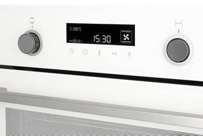 Электрический духовой шкаф Kuppersberg HH 6612 W, Белый Изображение 3