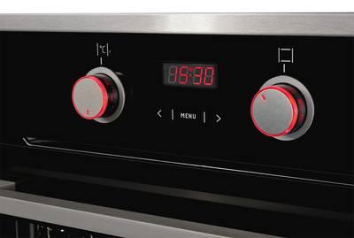 HH 668 T Электрический независимый духовой шкаф, цвет Чёрный/ нержав. сталь Изображение 4