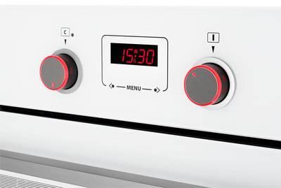 Электрический духовой шкаф Kuppersberg HH 668 W , Белый Изображение 3