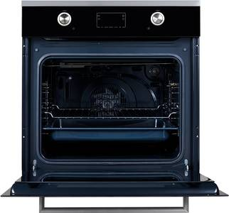 Электрический духовой шкаф Kuppersberg HO 656 T, черный/нержав. сталь Изображение 2