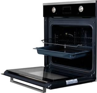Электрический духовой шкаф Kuppersberg HO 656 T, черный/нержав. сталь Изображение 3