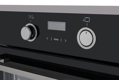 Электрический духовой шкаф Kuppersberg HO 658 T, черный/нержав. сталь Изображение 4