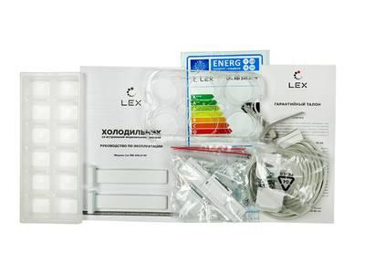 Холодильник встраиваемый RBI 240.21 NF полезный объем 240л. (В шоу-рум) Изображение 3