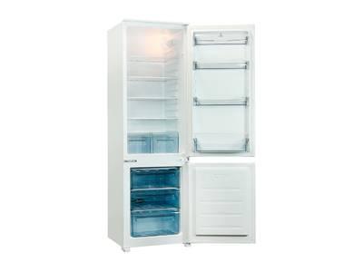 Холодильник встраиваемый RBI 275.21 DF,  полезный объем 275л Изображение 4