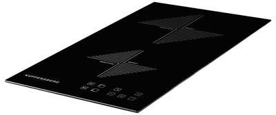 Индукционная варочная поверхность Kuppersberg ICO 301, черный Изображение 2