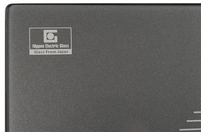 ICS 604 GR Индукционная варочная поверхность стеклокерамическая,ширина 60 см, цвет графит/прямой край  Изображение 4