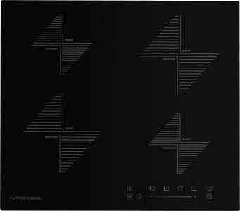 Индукционная варочная поверхность Kuppersberg ICS 604, черный Изображение
