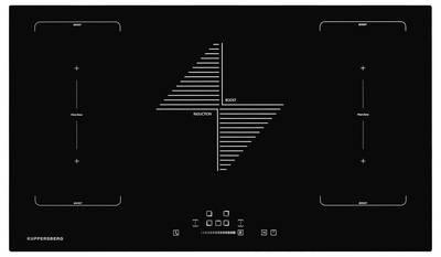 Индукционная варочная поверхность Kuppersberg IMS 901, чёрный Изображение