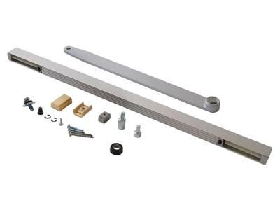 Канал скользящий для распашных приводов ED100/250, серебро, 29275001 Изображение 3