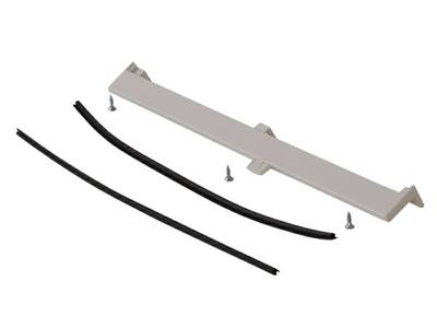 Приточный клапан на окно Air-Box Comfort (уплотнитель черный) [белый] Изображение 3