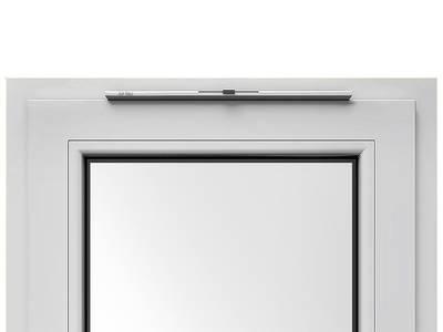 Приточный клапан на окно Air-Box Comfort (уплотнитель черный) [белый] Изображение 2