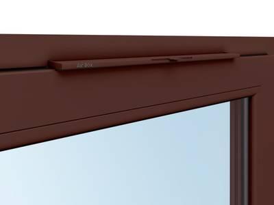 Клапан вентиляционный Air-Box Comfort, коричневый Изображение
