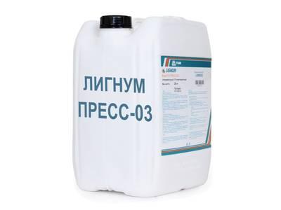 Клей LIGNUM ПУ-Пресс 03, 20 кг, белый Изображение