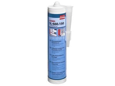 Клей-герметик Cosmofen 345 контактный 310 мл Изображение
