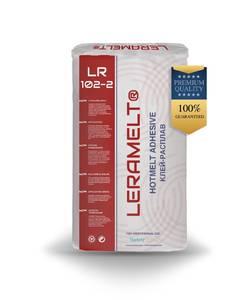 Клей-расплав ЭВА кромочный LERAMELT LR 102-2, 25 кг Изображение
