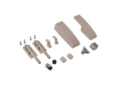 Комплект аксессуаров Giesse GS1000-HL, свыше 100 кг, белый RAL9010, 09775560 Изображение