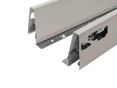 Комплект боковин Firmax длина 400 мм (левая, правая) для ящика Newline, белый Изображение 2