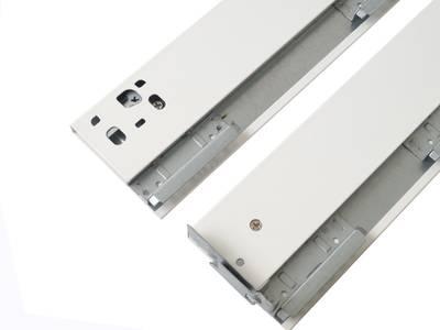 Комплект боковин Firmax высотой 89 мм длина 500 мм (левая, правая) для ящика Slimline, перламутр Изображение 2