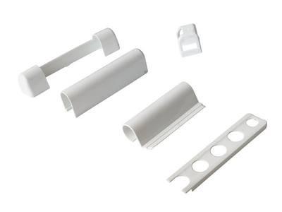Комплект накладок, белый, (5 позиций) Изображение 2