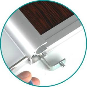 Комплект для распашной двери (2 петли, 2 втулки, 2 винта) FIRMAX Изображение 3
