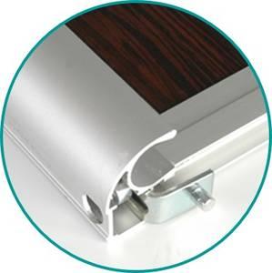 Комплект для распашной двери (2 петли, 2 втулки, 2 винта) FIRMAX Изображение 4