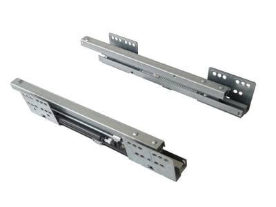 Комплект для ящика 500 мм Firmax Newline, 84мм с доводчиком, серый Изображение 4