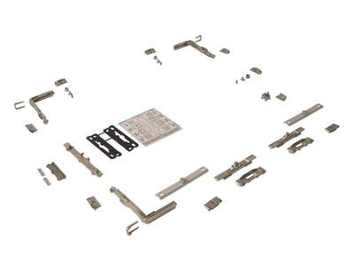 Комплект фурнитуры GS1000-ML, Европаз, 09780000 Изображение
