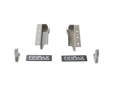 Комплект креплений 135мм для ящика Firmax Newline, серый Изображение 4
