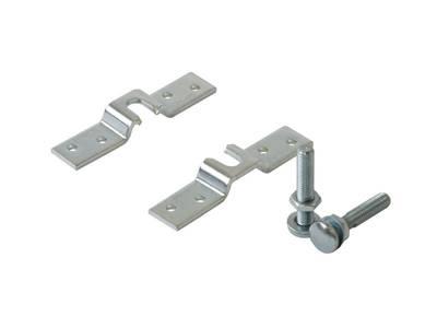 Комплект для сдвижных дверей, вес двери до 40 кг Изображение 2