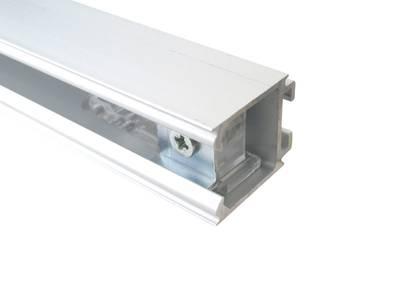 Комплект креплений для сдвижных дверей до 120 кг с системой мягкого закрывания с направляющей 2 м Изображение 5
