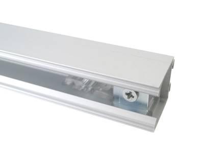 Комплект креплений для сдвижных дверей до 120 кг с системой мягкого закрывания с направляющей 2 м Изображение 6