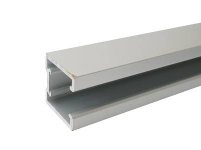 Комплект креплений для сдвижных дверей до 120 кг с системой мягкого закрывания с направляющей 2 м Изображение 9