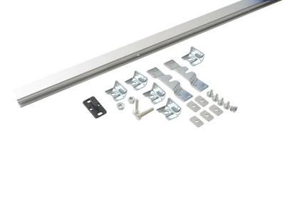 Комплект креплений для сдвижных дверей до 40 кг с системой мягкого закрывания с направляющей 2 м Изображение 4