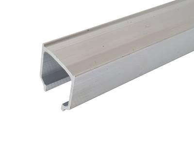 Комплект креплений для складных дверей 40 мм до 60 кг с направляющей Изображение 2