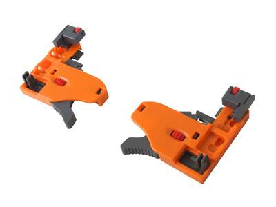 Комплект направляющих Firmax L=350мм, полного выдвижения, 3D регулировка Изображение 5