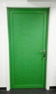 Комплект откосов дверных QUNELL (400х2200х1000 мм, белый) Изображение 3