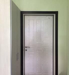 Комплект откосов дверных QUNELL (400х2200х1000 мм, темный дуб) Изображение 3