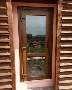 Комплект откосов дверных QUNELL (400х2200х1000 мм, золотой дуб) Изображение 3